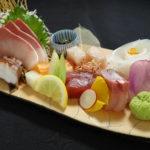 鮮魚刺身盛り合わせ